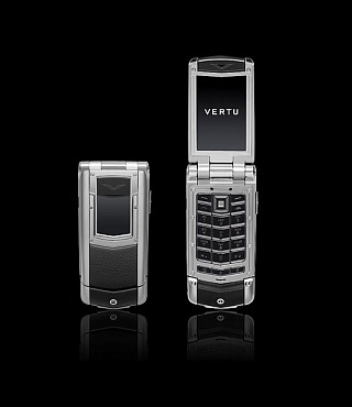 Vertu Constellation Ayxta Black Ceramic
